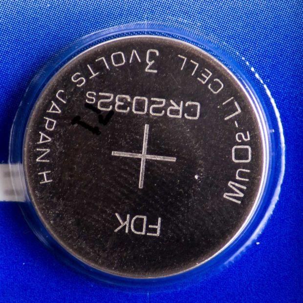 FUJITSU CR2032 3V LITHIUM PIL