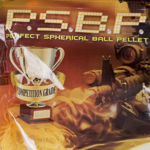 G&G 0.25G P.S.B.P. BB 1KG