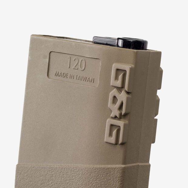 G&G 120R MIDCAP ŞARJÖR M4/M16 TAN