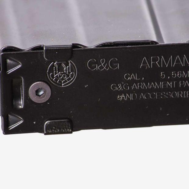 G&G 125R METAL MIDCAP ŞARJÖR GR16