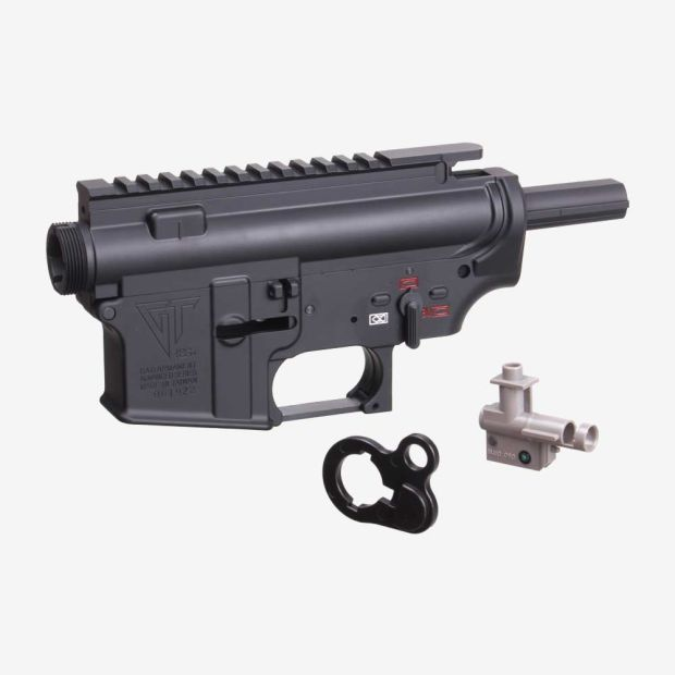 G&G METAL RECEIVER SET BLACK