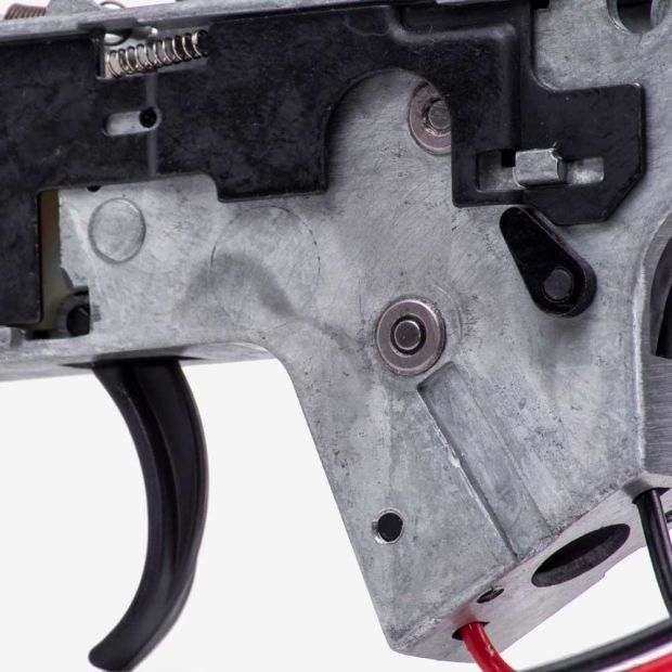 ICS MK3 LOWER GEARBOX (REAR WIRED)