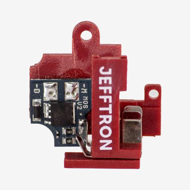 JEFFTRON MOSFET V2 MICROPROCESSOR CHIP W/CONNECTOR TUBE