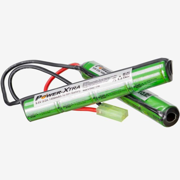 POWER XTRA 9.6V 1400MAH NIMH PİL