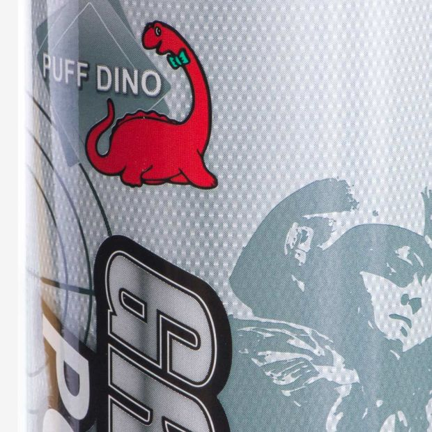 PUFF DINO 560ML GREEN GAS POWER UP
