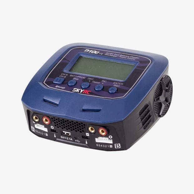SKYRC D100 V2 ŞARJ ALETİ