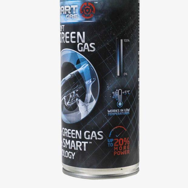 SMART GAS 400ML GREEN GAS