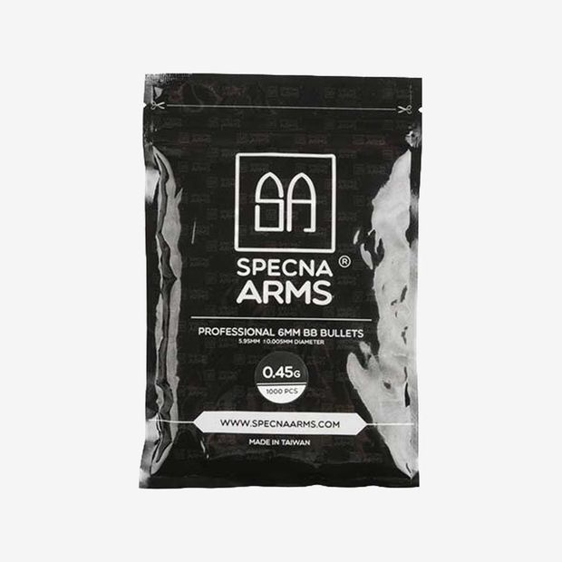 SPECNA ARMS 0.45G ULTIMATE HEAVY BB 1000 PCS