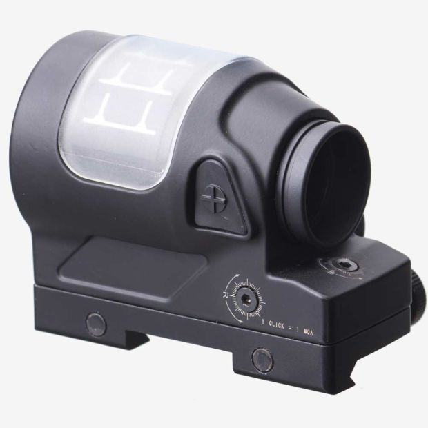 THETA OPTICS 1x38 REFLEX SIGHT SİYAH - Thumbnail