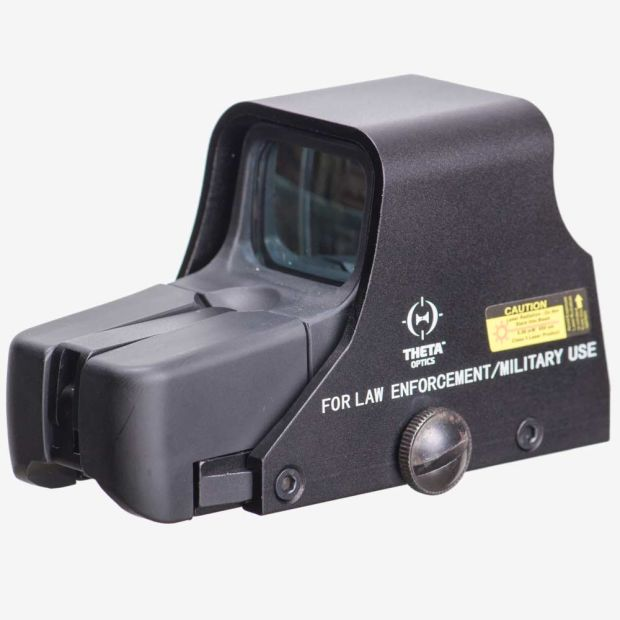THETA OPTICS 551 RED DOT SIGHT SİYAH