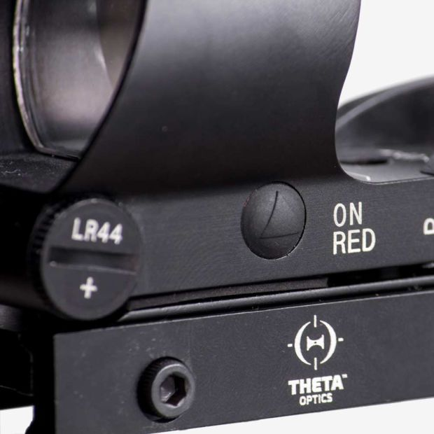 THETA OPTICS OPEN II REFLEX SIGHT SİYAH