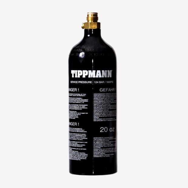 TIPPMANN 20 OZ CO2 TÜPÜ (PİMLİ VALF)