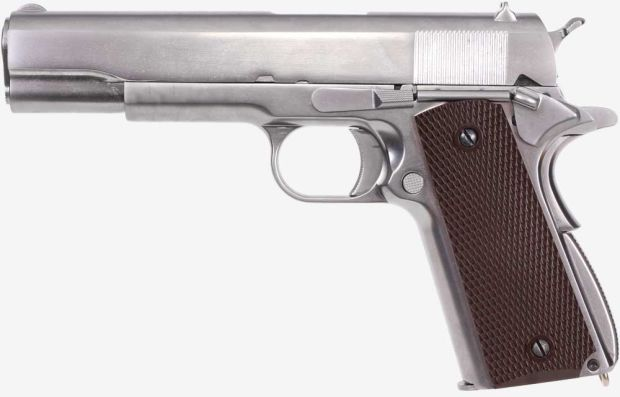WE 1911 MAT KROM AIRSOFT TABANCA