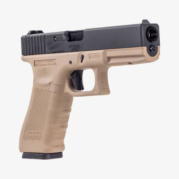 WE G17 GEN4 TAN AIRSOFT TABANCA