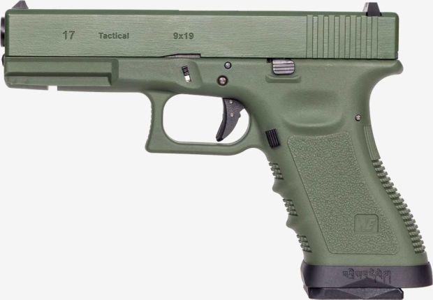 WE G17 OD (OD/ OD) AIRSOFT TABANCA