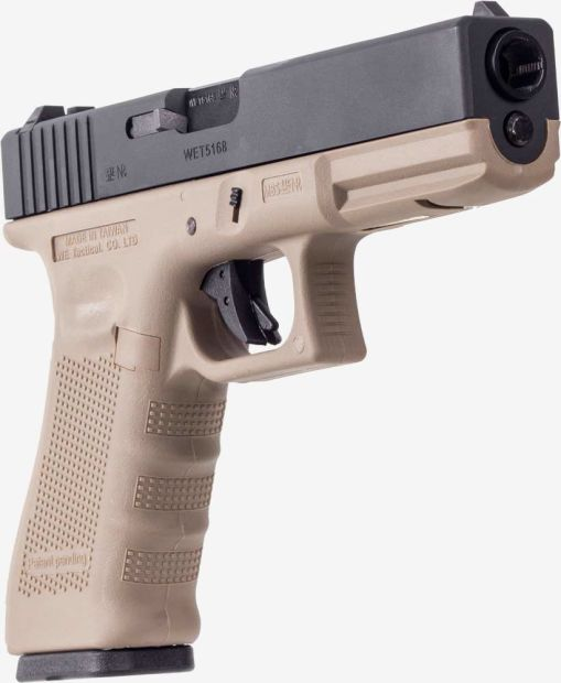 WE G18 GEN4 TAN AIRSOFT TABANCA
