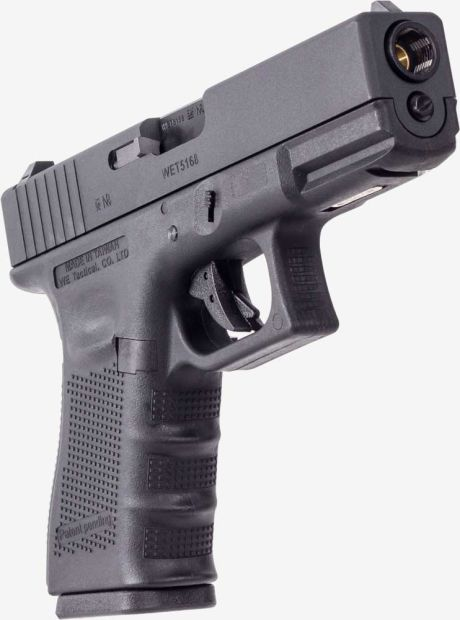 WE G19 GEN4 SİYAH AIRSOFT TABANCA